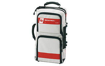 Emergency backpack RESCUE-PACK I