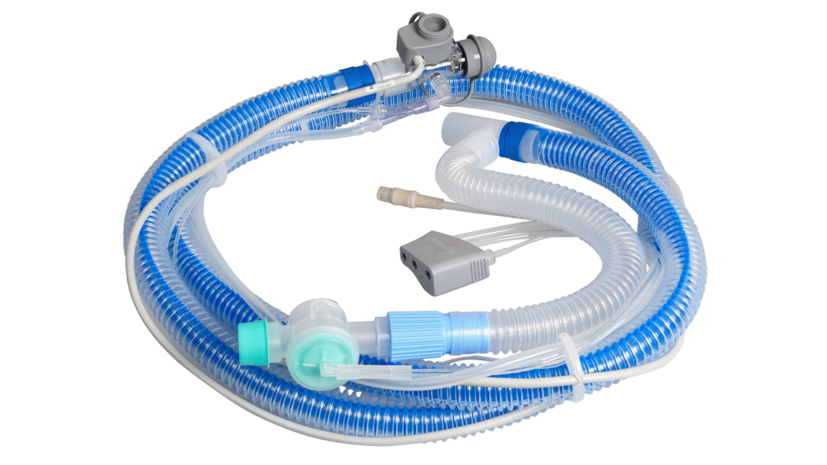 Accessories for ventilators and bag-valve masks