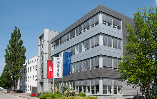 WEINMANN Emergency Headquarters Germany